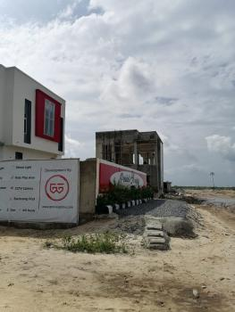 Luxury 3 Bedroom Mansionette with Bq, 2minutes Away From Novare Shoprite, Sangotedo, Ajah, Lagos, Block of Flats for Sale