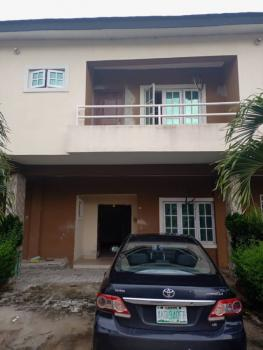 a Very Beautiful Brand New 3 Bedroom Terrace Duplex with Unfinished, Garden Estate, Ajiwe, Ajah, Lagos, Terraced Duplex for Sale