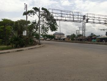 Strategically Located Parcel of Dry Land Measuring 2,902.687, Along Ikot Ansa Federal Highway, By Federal Housing Estate, Calabar, Cross River, Commercial Land for Sale