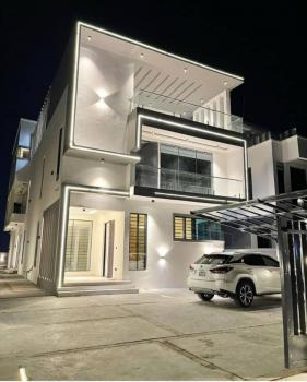 Luxury Built 5 Bedrooms Detached Duplex, Osapa, Lekki, Lagos, Semi-detached Duplex for Sale