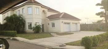 Magnificent 5 Bedroom Fully Detached Duplex with 2 Rooms Boys Quarter, Zone a Nicon Town Estate, Nicon Town, Lekki, Lagos, Detached Duplex for Sale
