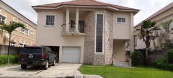 Exquisite 5 Bedroom Fully Detached Duplex with 2 Rooms Boys Quarter, Zone B Nicon Town Estate, Nicon Town, Lekki, Lagos, Detached Duplex for Sale