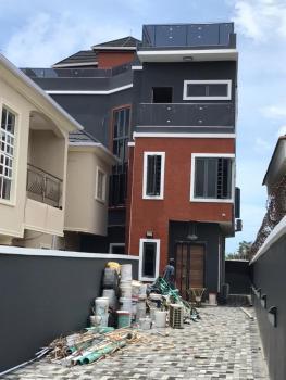 Fully  Detached 4 Bedrooms Duplex with 1 Room Bq, Godson Ilodianya Crescent, Lekki Phase 1, Lekki, Lagos, Detached Duplex for Sale
