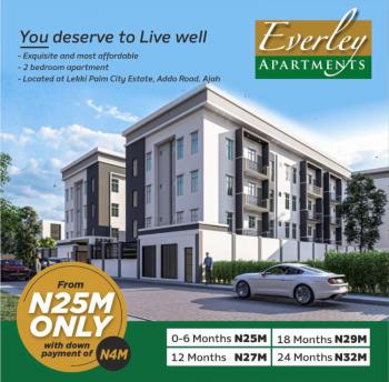 Everly Apartments, Ajah, Lagos, Block of Flats for Sale