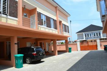 Fully Serviced 4 Bedroom 24 Hours Light, Victoria Crest 2, Orchid Road By 2nd Toll Gate, Lekki Expressway, Lekki, Lagos, Terraced Duplex for Sale