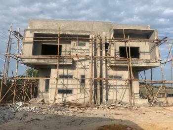 Grand 4 Bedroom Semi Detached Duplex with Bq, Abijo Gra, Off Lekki-epe Expressway, Lekki, Lagos, Semi-detached Duplex for Sale