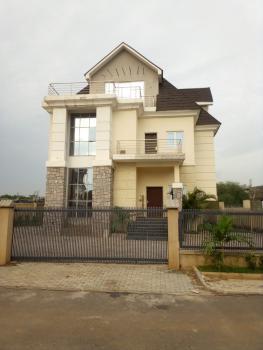 Super Luxury & Amazing 5 Bedrooms & Bq in an Estate, Jahi, Abuja, Detached Duplex for Sale