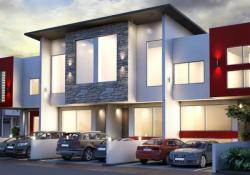 156 Luxurious 3 Bedroom Terrace Duplexes, Sangotedo, Ajah, Lagos, 3 bedroom, 4 toilets, 3 baths Terraced Duplex for Sale