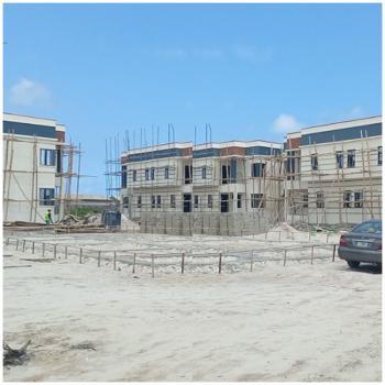 Luxury 3 Bedroom Semi Detached Duplex, Zylus Court, Bogije, Ajah, Lagos, Semi-detached Duplex for Sale