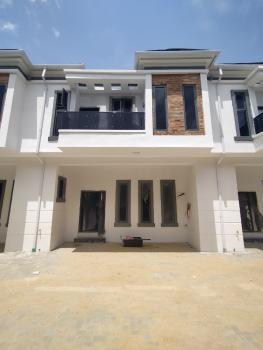 Top Notch 4 Bedroom Terraced Duplex, Orchid Hotel Road, Lekki Phase 2, Lekki, Lagos, Terraced Duplex for Sale
