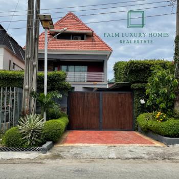 Luxury 4 Bedrooms Detached House, Lekki Phase 1, Lekki, Lagos, Detached Duplex Short Let