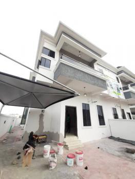 Newly Built 4 Bedroom Semi Detached Duplex, By Second Toll Gate, Lekki Phase 2, Lekki, Lagos, Semi-detached Duplex for Sale