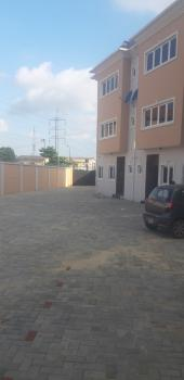 a Lovely&nice Luxury Newly Built 4bedroom Terrace Duplex with Bq, Off Adelabu Road, Surulere, Lagos, Terraced Duplex for Sale