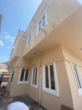 4 Bedroom Semi Detached, Ikota, Lekky County, Lekki Expressway, Lekki, Lagos, Semi-detached Duplex for Rent
