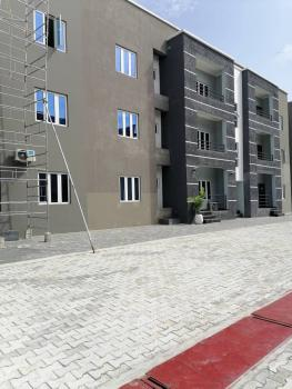Luxury 2 Bedroom Apartment in a Well Gated Estate, Off Monastery Road, Behind Novare Shoprite, Sangotedo, Ajah, Lagos, Block of Flats for Sale