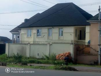 5 Bedrooms Duplex with 2 Rooms Bq, Security House, Behind Greatwood Hotel, New Owerri, Owerri Municipal, Imo, Block of Flats for Sale