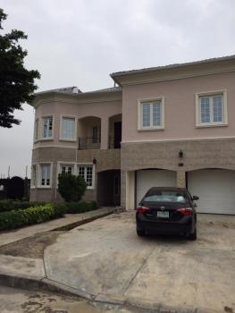5 Bedroom Detached Duplex with S/pool, Nicon Town, Lekki, Lagos, Detached Duplex for Sale