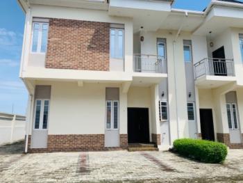 Brand New 4 Bedroom Terraced Duplex, Mobil Road, Ilaje, Ajah, Lagos, Flat for Rent