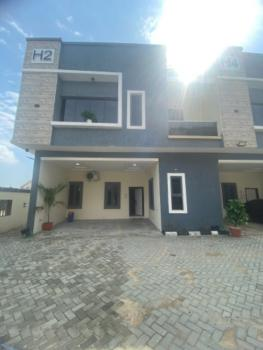 Luxury 4 Bed Smart Home with Fitted Kitchen  in a Secure Estate, Lekki County, Ikota, Lekki, Lagos, Terraced Duplex for Sale