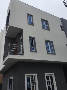Brand-new, Contemporary Finished Semi-detached Duplex on 3 Floors, Adebis Popoola Off Victoria Arobieke, Lekki Phase 1, Lekki, Lagos, Semi-detached Duplex for Sale