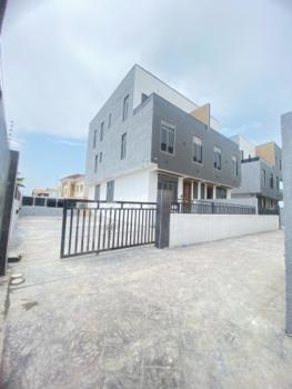 Lovely 4 Bedroom Duplex with Pool & Bq in a Lovely Area, Lekki Phase 1, Lekki, Lagos, Semi-detached Duplex for Sale
