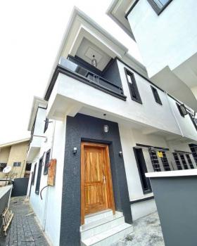 Newly and Tastefully Built 4 Bedroom Semi Detached with a Room Bq, Lekki County, Lekki, Lagos, Semi-detached Duplex for Rent