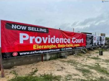 Providence Court Estate, Ibeju Lekki, Lagos, Mixed-use Land for Sale