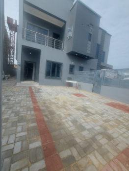 Newly  Built 5 Bedroom Duplex, Osapa, Lekki, Lagos, Semi-detached Duplex for Rent