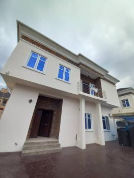 4 Bedrooms Fully Detached + 1 Bq, U3 Estate, Marwa, Lekki Phase 1, Lekki, Lagos, Detached Duplex for Sale