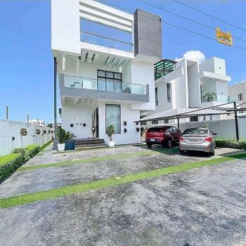 Luxury 5 Bedroom Detached Duplex in a Beautiful Estate, Pinnock Beach Estate, Osapa, Lekki, Lagos, Detached Duplex for Sale