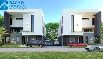 Exquisite 4 Bedroom Offplan Home, Maitama District, Abuja, Terraced Duplex for Sale