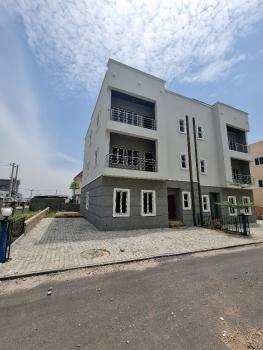 Luxury 4 Bedroom Terrace Carcas in a Serviced Estate, Wuye, Abuja, Terraced Duplex for Sale