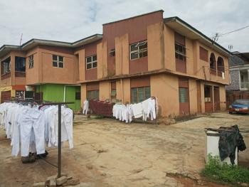 Nice 4 Numbers of 3 Bedroom Flats and Pent House with 2 Mini-flats, Off Gbadamosi Opesa Street, Ipaja, Lagos, Block of Flats for Sale