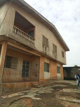 Spacious 4 Numbers of 3 Bedroom Flats on a Plot of Land, Gbadamosi Opesa Street, Ipaja, Lagos, Block of Flats for Sale