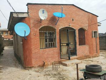 Lovely 2 Numbers of 2 Bedroom Flats in a Floored Compound on a Plot, Gbadamosi Opesa Street, Ipaja, Lagos, Block of Flats for Sale