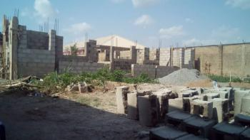 an Uncompleted Structure Designed As Eatery and Bar on Lintel Level, Opposite Royal City College, Egan Road, Sango Ota, Ogun, Restaurant / Bar for Sale
