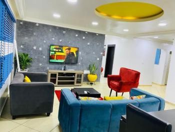 Luxury 3 Bedrooms Apartment, Prime Water Gardens 2, Lekki Phase 1, Lekki, Lagos, Flat Short Let
