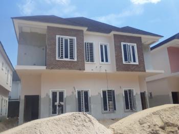 4 Bedrooms Semi Detached Duplex with Bq, Orchid Road, Lekki, Lagos, Semi-detached Duplex for Sale