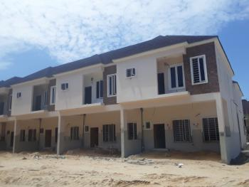 4 Bedrooms Terraced Duplex with Bq, 2nd Tollgate, Lekki, Lagos, Terraced Duplex for Sale