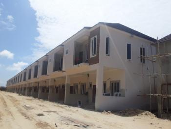 3 Bedrooms Terraced Duplex with Bq, Orchid Road, Lekki, Lagos, Terraced Duplex for Sale