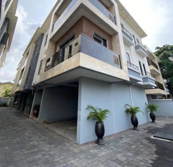 Beautiful 4 Bedrooms Terraced Duplex with a Bq;, Off Glover Road, Old Ikoyi, Ikoyi, Lagos, Terraced Duplex for Sale