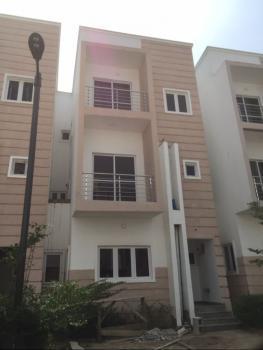 Luxury 4 Bedroom Terrace Duplex with Bq, Rosewood Garden Estate, Mabushi, Abuja, Terraced Duplex for Sale