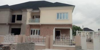 a Spacious Semi Detached Duplex with a Bq Is Available, Riverpark Estate, Lugbe District, Abuja, Semi-detached Duplex for Sale