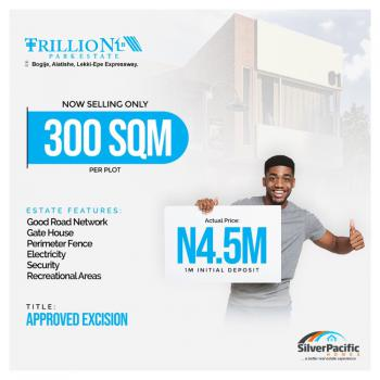 Government Approved Land, Alatishe Town, Bogije, Ibeju Lekki, Lagos, Mixed-use Land for Sale