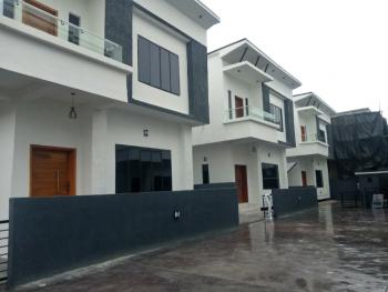 4 Bedrooms Detached Duplex in a Court with a Swimming Pool, Lekki Palm City Estate, Ajah, Lagos, Detached Duplex for Sale