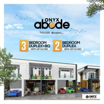 3 Bedrooms Semi Detached Duplex with a Room Bq, Watch Tower Road, Bogije, Ibeju Lekki, Lagos, Semi-detached Duplex for Sale