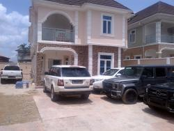 5 Bedroom Duplex With Jacuzzi, Swimming Pool & Bq, Omole Phase 1, Ikeja, Lagos, Detached Duplex for Sale