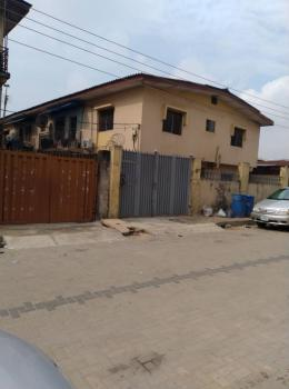 Decent Block of 4 Numbers of 3 Bedrooms Flat with C of O, Off Emmanuel Street, Ojota, Lagos, Block of Flats for Sale
