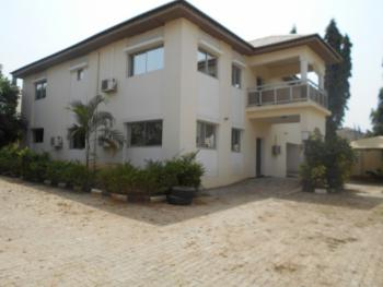 Newly Refurbished Luxury 5- Bedroom Duplex with 2 Room Boys Quarters., Residential Main Asokoro., Asokoro District, Abuja, Semi-detached Duplex for Rent
