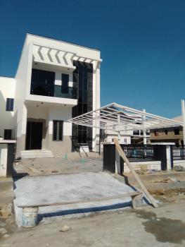 5 Bedroom Fully Detached Duplex with Bq, Swimming Pool, in Well Secured Estate, Lekky County, Ikota, Lekki, Lagos, Semi-detached Duplex for Sale